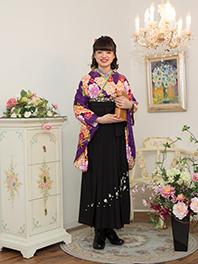 卒業袴ポーズ集