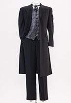 黒フロックコートA170~175cm