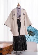 140cmから150cmの男児羽織袴