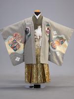七五三 5歳羽織袴