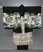 3歳男児羽織袴