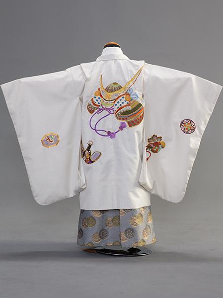 5歳羽織袴