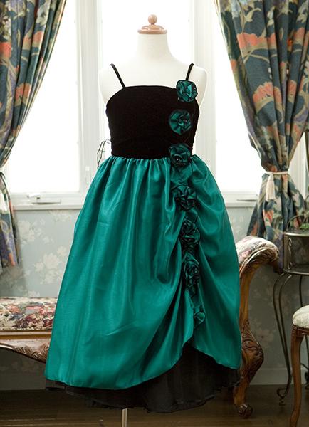 10歳用ドレス
