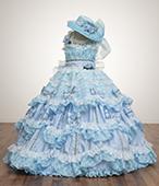 7歳用ドレス