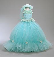 9歳用ドレス