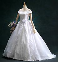 ウエディングドレス001